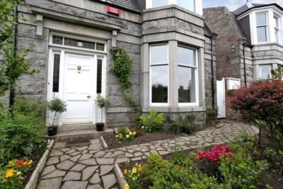 Thumbnail Semi-detached house to rent in Richmondhill Road, Aberdeen