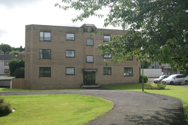 Thumbnail Flat to rent in Rotherwood Court, Bearsden