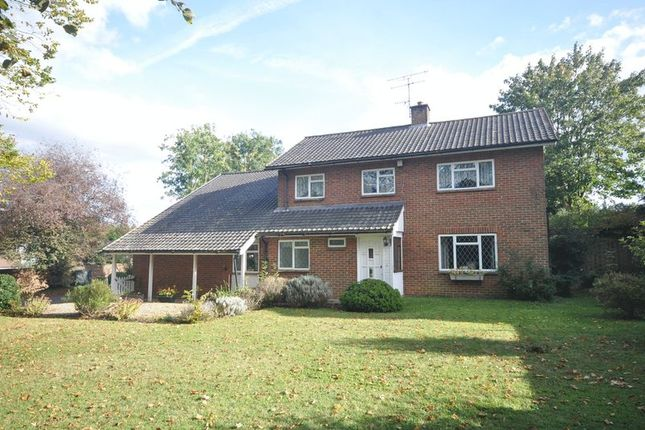 Thumbnail Detached house for sale in Grays Lane, Ashtead