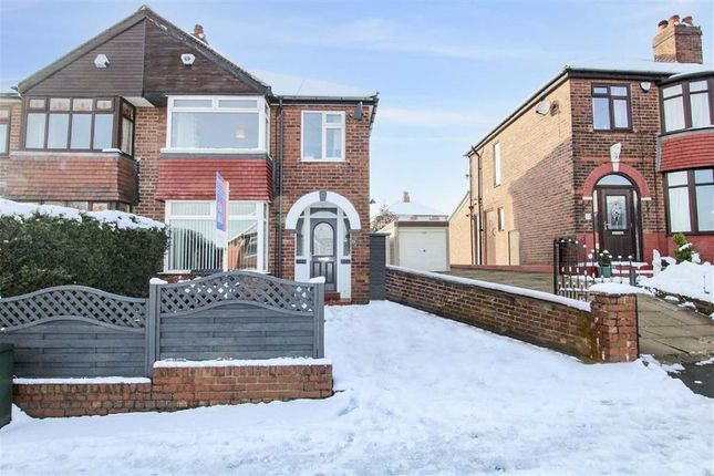 3 bed semi-detached house for sale in Dragon Drive, Wortley, Leeds, West Yorkshire LS12