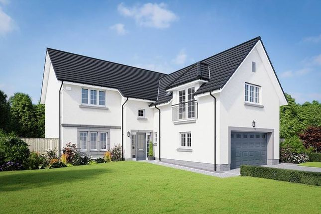 "Thumbnail Detached house for sale in ""Melville"" at Kirk Brae, Cults, Aberdeen"