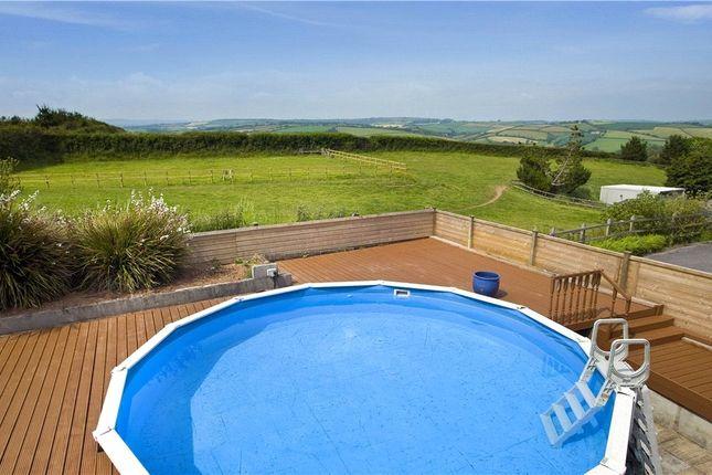 Swimming Pool of Near Bantham, Kingsbridge, Devon TQ7