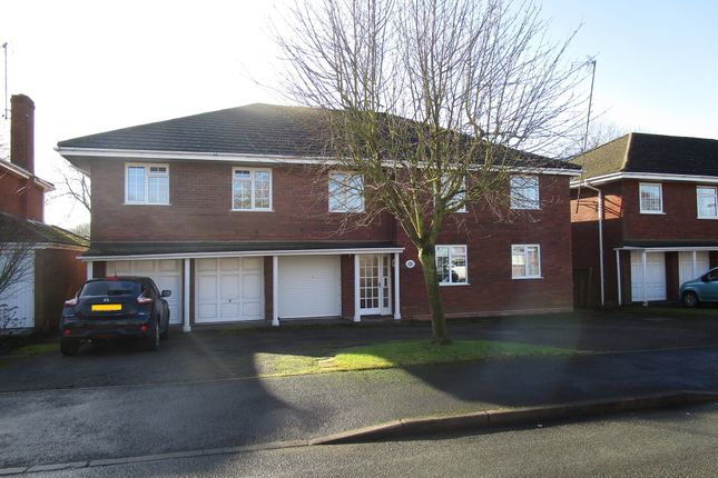 Thumbnail Flat for sale in The Moorings, Colwich, Stafford