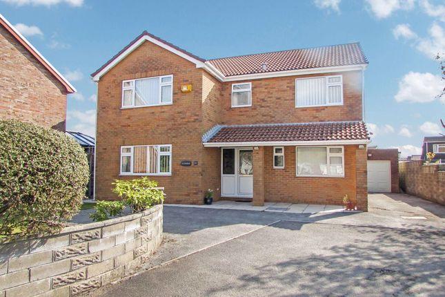 4 bed property to rent in Coychurch Road, Pencoed, Bridgend CF35