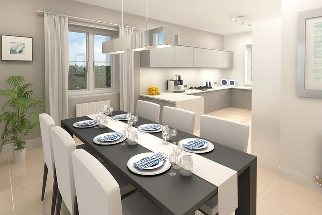 1. Typical Kitchen And Dining Area