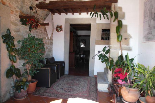 Entrance  of Il Casale Dei Sogni, Anghiari, Arezzo, Tuscany, Italy