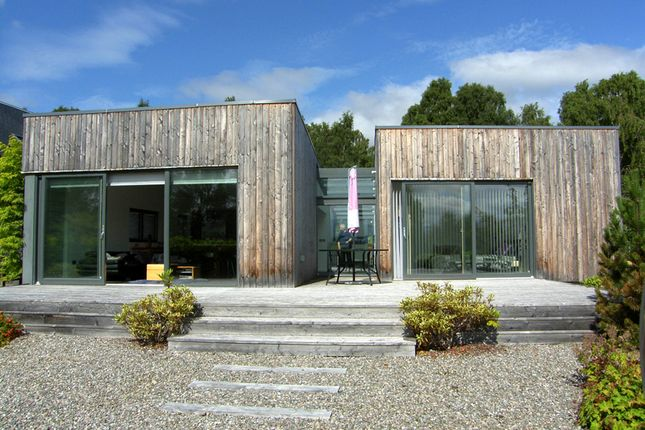Thumbnail Detached house for sale in Aviemore