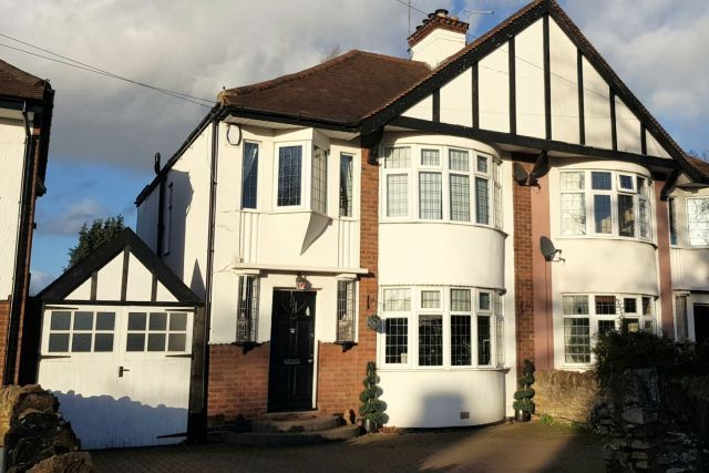 Thumbnail Semi-detached house for sale in Wellingborough Road, Abington, Northampton