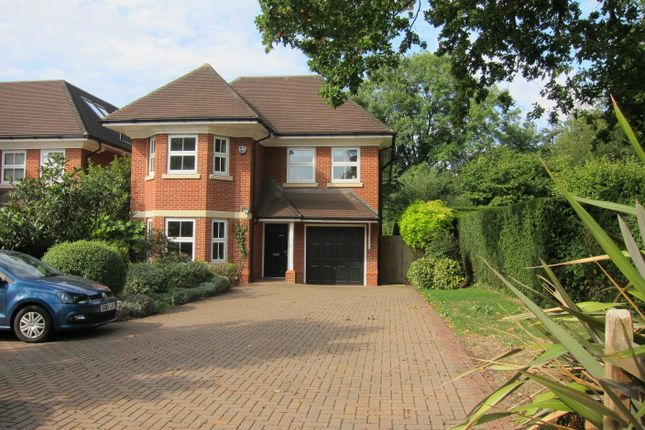 Thumbnail Detached house for sale in Waxwell Lane, Pinner, Village