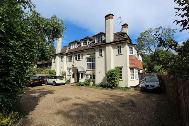 Thumbnail Flat for sale in Blackdown Avenue, Pyrford, Woking
