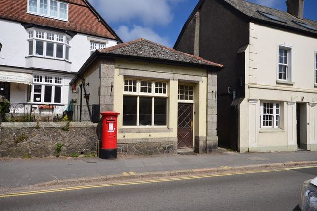 Thumbnail Property to rent in The Old Post Office, Court Street, Moretonhampstead