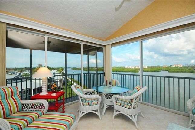 Thumbnail Town house for sale in 1280 Dolphin Bay Way #501, Sarasota, Florida, 34242, United States Of America