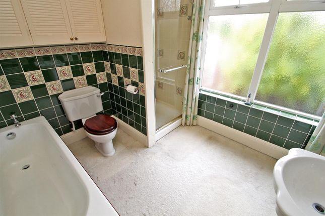 Bathroom of Villiers Road, Woodthorpe, Nottingham NG5