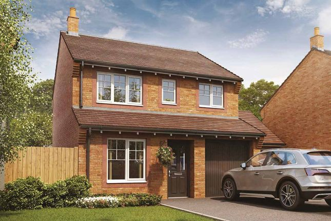 3 bedroom detached house for sale in Plot 41, The Aldenham, Meadowbrook, Durranhill, Carlisle