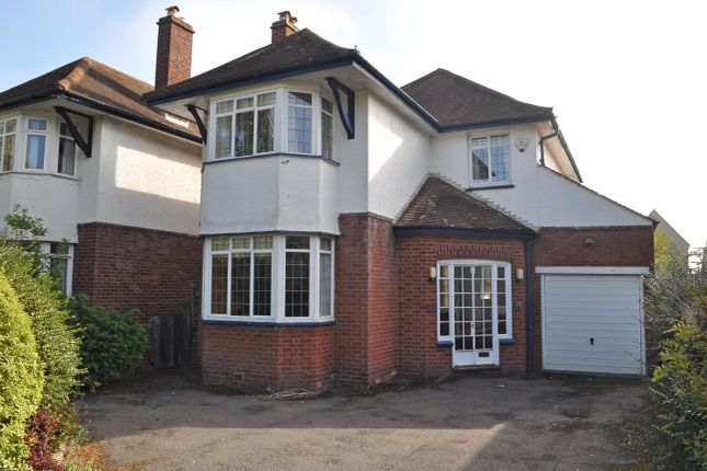 Thumbnail Detached house for sale in Hill Barton Road, Pinhoe, Exeter