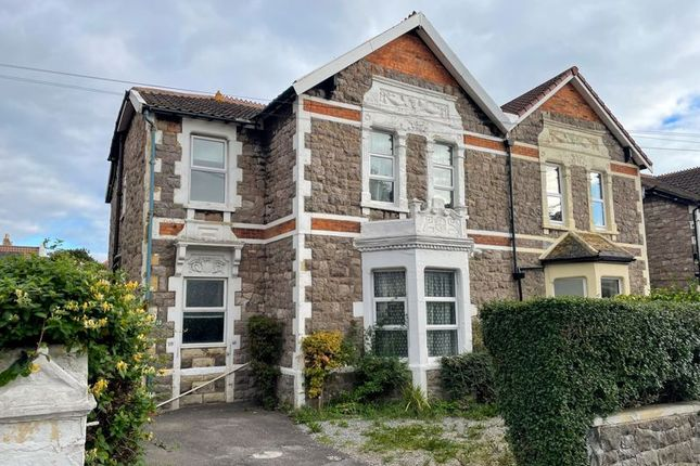 4 bed semi-detached house for sale in Ashcombe Road, Weston-Super-Mare BS23