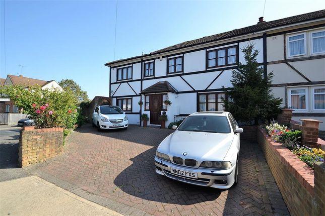 Thumbnail Semi-detached house for sale in Elm Road, Feltham