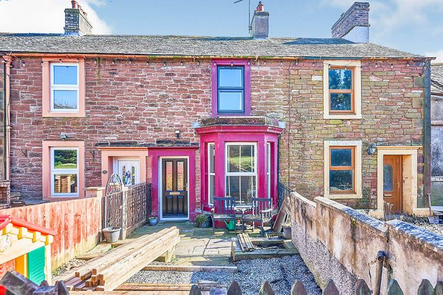 Thumbnail Terraced house for sale in Bedford Square, Queen Street, Aspatria, Wigton