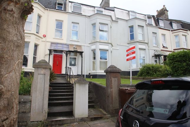 Thumbnail Flat to rent in Rochester Road, North Hill, Plymouth