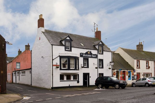 Thumbnail End terrace house for sale in West High Street, Greenlaw
