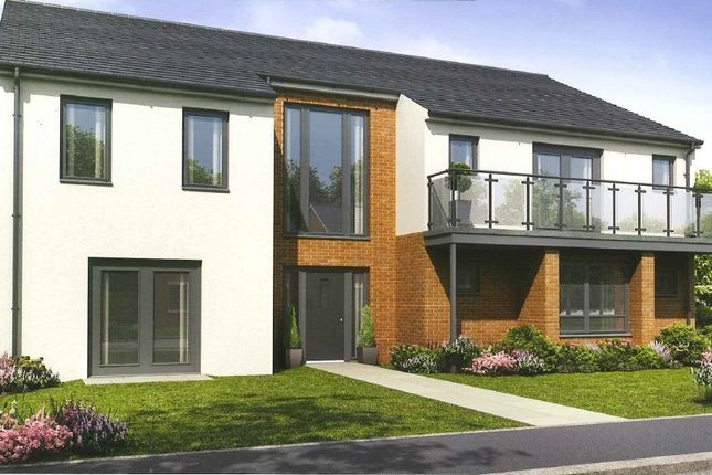 "Thumbnail Detached house for sale in ""The Melbourne "" at Elmwood Park Court, Newcastle Upon Tyne"