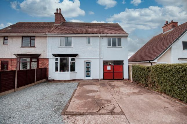 Thumbnail Semi-detached house for sale in Burringham Road, Scunthorpe