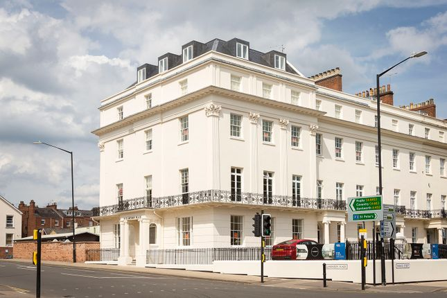 Thumbnail Flat to rent in Clarendon Place, Royal Leamington Spa