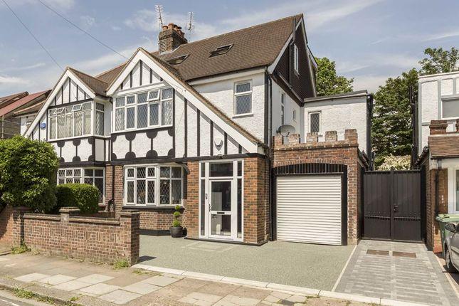 Thumbnail Semi-detached house for sale in Ashfield Road, London