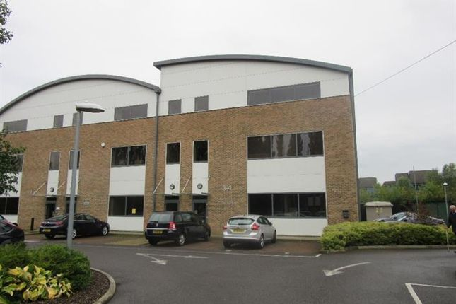 Thumbnail Office for sale in Buildings 1 - 4 The Courtyard, Glory Park, Wycombe Lane, Wooburn Green, Bucks