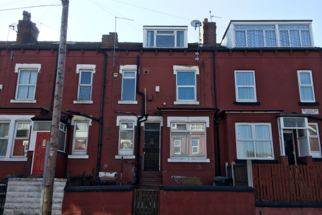 Thumbnail Terraced house to rent in Sutherland Terrace, Leeds