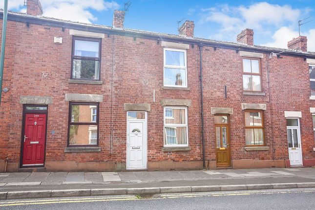 Thumbnail Terraced house for sale in Stockport Road, Hyde