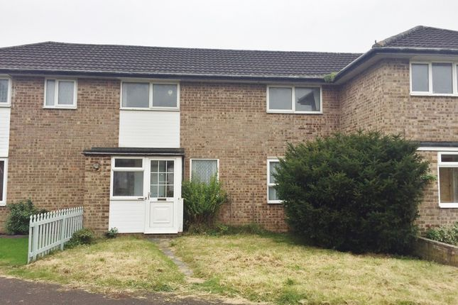 Thumbnail Terraced house for sale in Hallsfield, Cricklade, Swindon
