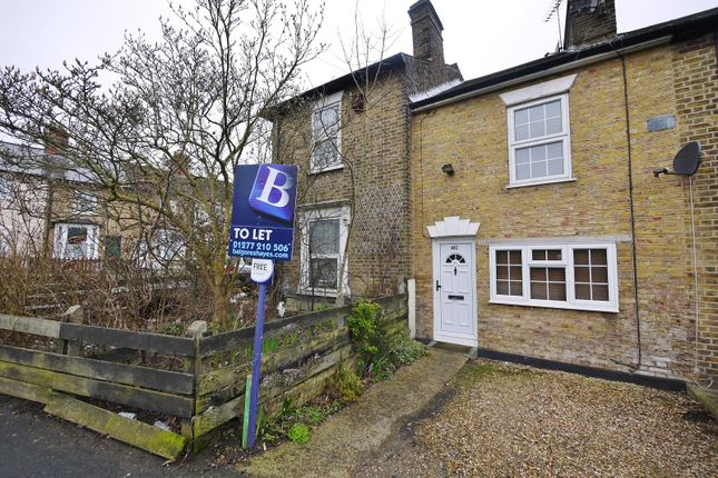 Thumbnail Cottage to rent in Ongar Road, Brentwood