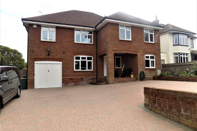 Thumbnail Detached house for sale in Blackfield Road, Fawley