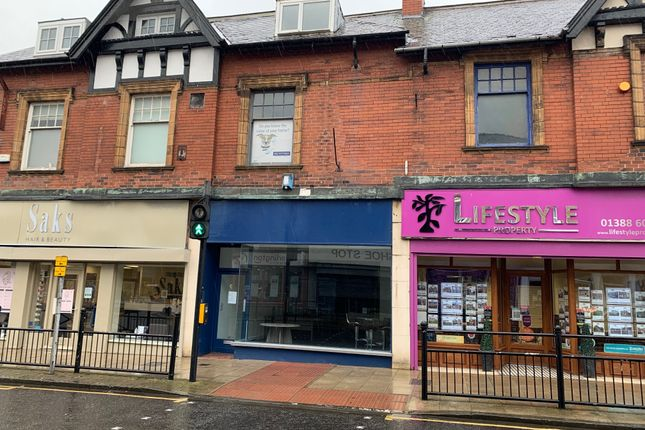 Thumbnail Retail premises to let in 115 Newgate Street, Bishop Auckland