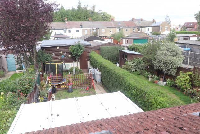 Rear View of Homestead Road, Caterham, Surrey CR3