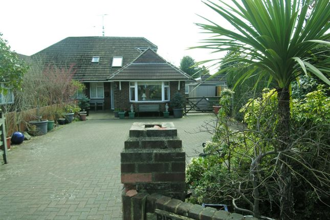 Thumbnail Semi-detached bungalow to rent in Brentmoor Road, West End, Woking