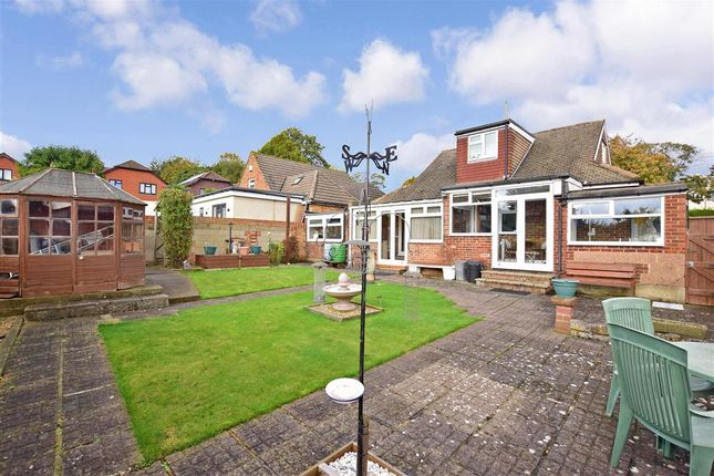 Rear Garden of Watling Street, Strood, Rochester, Kent ME2