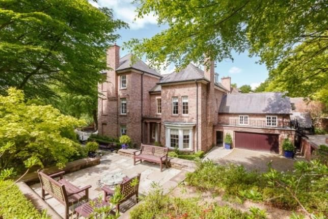 Thumbnail Detached house for sale in Crossley Park, New Pale Road, Kingswood, Frodsham