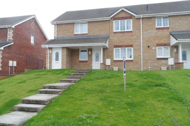 Thumbnail Flat to rent in Heol Y Bwlch, Bynea, Llanelli