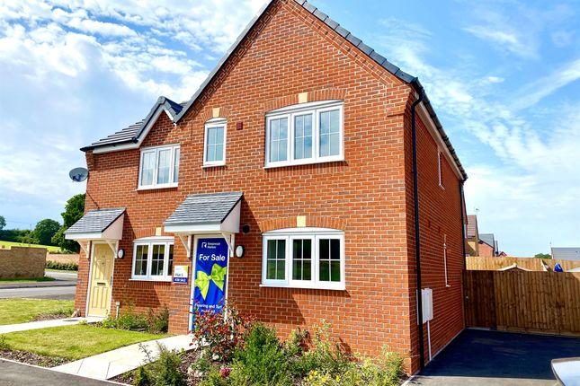 Thumbnail Detached house for sale in Tenbury Road, Bromyard