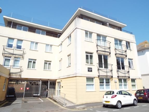 Thumbnail Flat for sale in Carlton Place, Teignmouth, Devon