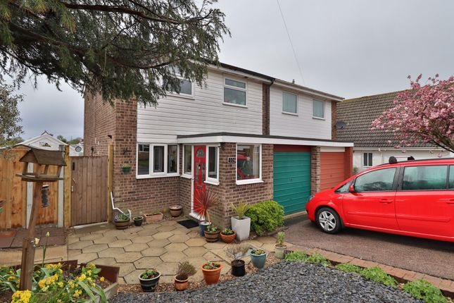 3 bed semi-detached house for sale in St. Andrews Road, Scole, Diss IP21