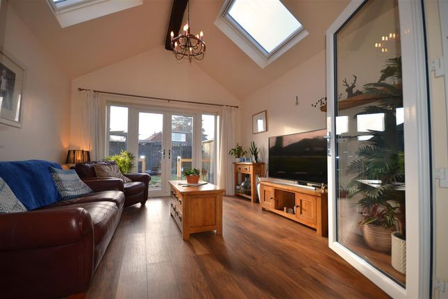Thumbnail Bungalow for sale in Mill Lane, Acle, Norwich