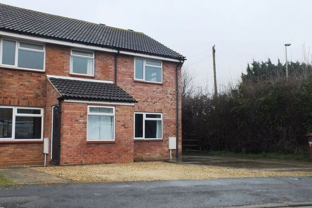 Thumbnail End terrace house to rent in Great Close Road, Yarnton, Kidlington