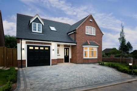 Thumbnail Detached house for sale in Plot 10, The Oaks, Corley, Coventry