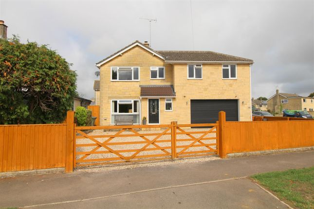 Thumbnail Detached house for sale in Conway Road, Chippenham
