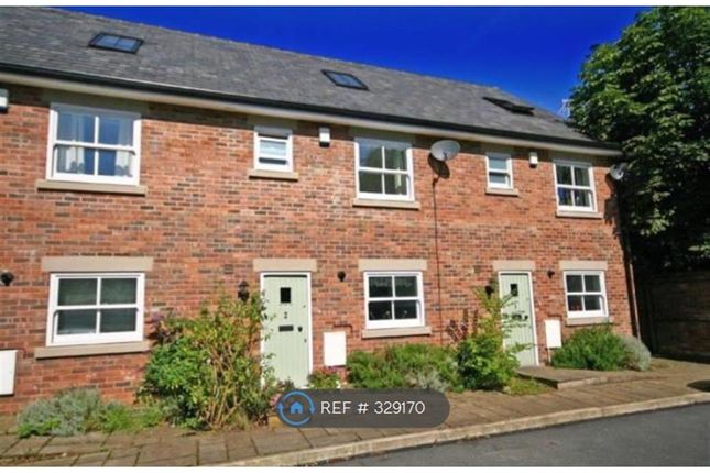 Thumbnail Terraced house to rent in Holly Tree Farm, Manchester