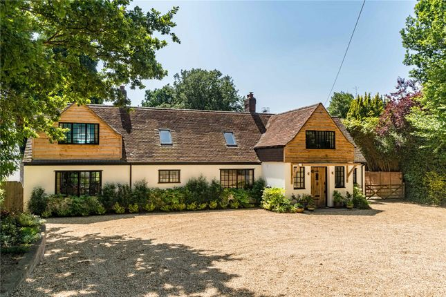 Thumbnail Detached house for sale in Mayford/Hook Heath Borders, Surrey