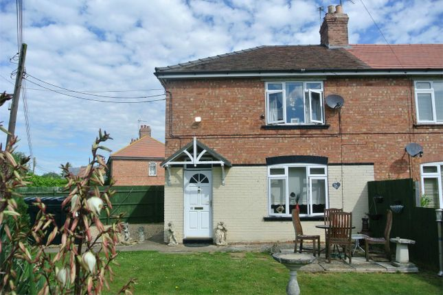 3 bed end terrace house to rent in Grosvenor Road, Billingborough, Sleaford, Lincolnshire